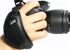JJC HSA Leather Hand Strap Grip for Nikon D3400 D3300 D3200 D5000 D5200 D5300
