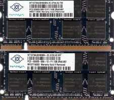 1GB SODIMM Acer Aspire 1693WLMi 1694WLMi 3022WTMi 3050 3050-1594 Ram Memory
