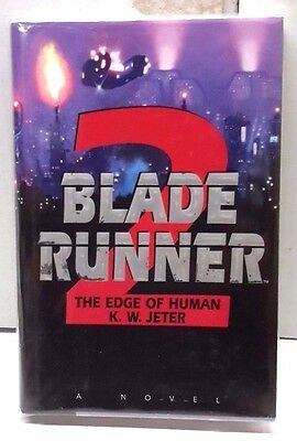 c-6326 Frank Vintage Blade Runner 2 Edge Of Human Hardcover Book Unread Free S&h