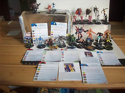 Inteligente Marvel Heroclix