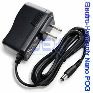 AC Adapter For Electro Harmonix EHX Electric Guitar Effects Pedal 9V 9.6V Series