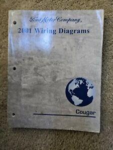 2001 Ford Cougar Wiring Diagrams | eBay