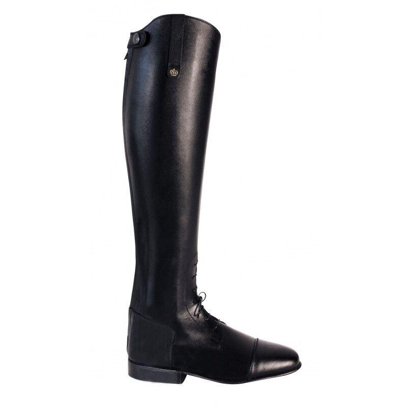 Rey reitbotas alex negro slsw 9 1 2 h56 w42 Spring botas con elástico