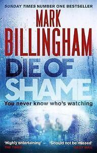 Die-of-Shame-Billingham-Mark-Very-Good-Book