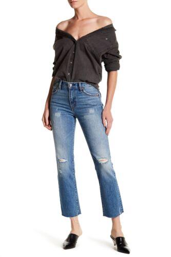 Levi's Wash Pole Jeans Fray Taille Denim Paw Short Green Nouveau 30 U67dqnT7