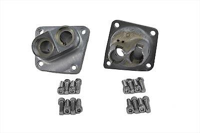 Zinc Plated Tappet Block Set for Harley Panhead Shovelhead FL FX FLT FXR Models