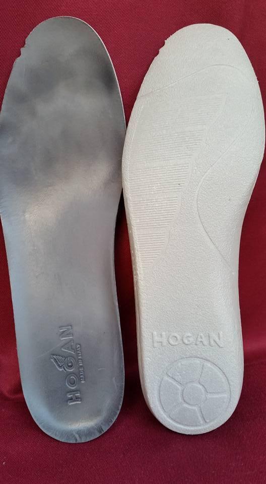 scarpe hogan donna camoscio color talpa tg.40 (per 40-40 5 ital ...