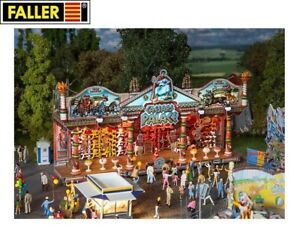 Faller-H0-140119-Losbude-Caesars-Palace-NEU-OVP