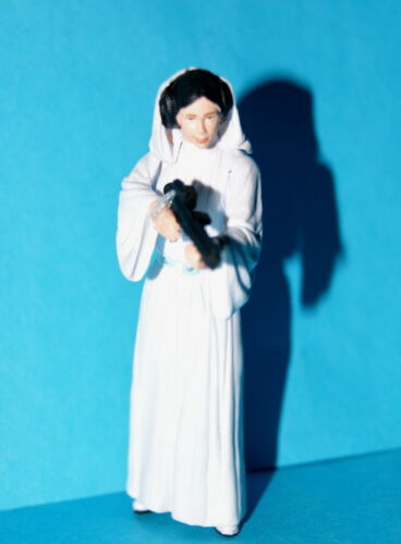 Star Wars 30TH Princesse Leia Tantive IV KMART EXCLUSIVE Loose complet