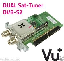 Genuine Vu+ Uno Ultimo Plug and Play DVB-S/S2 Twin Dual Tuner Module