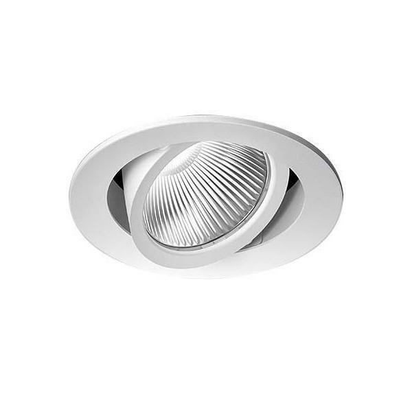 LTS Licht&Leuchten LED-Einbaustrahler CSARL 72.4030.50 ws IP20 Licht&Leuchten