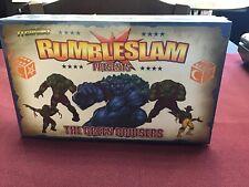 Rumbleslam RSG-MAT-03 Dirty Ring Wrestling Game Terrain Mat Accessory TTCombat