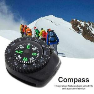 Mini-Watch-Compass-Bracelet-Survival-Portable-Compass-Outdoor-Hiking-I1B6