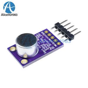 MAX9814-Microphone-AGC-Amplifier-Board-Module-Auto-Gain-Control-for-Arduino