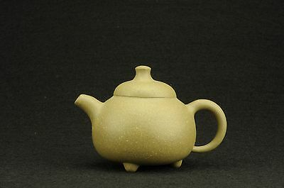 authentic Chinese Yixing zisha small ruding teapot duanni 100 cc