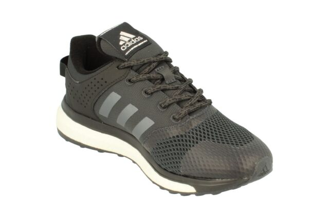 892db68901 adidas Response 3 M III Black White Mens Running Shoes SNEAKERS ...