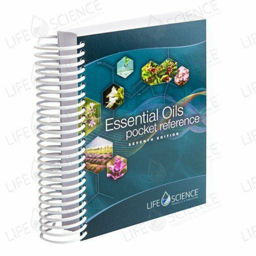 Essential OILS POCKET REFERENCE Life Science spiral book YOUNG LIVING seventh ed 2