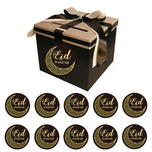 60-PCS-Eid-Mubarak-Decor-Paper-Sticker-Label-Seal-Gift-Islamic-Ramadan-Supplies