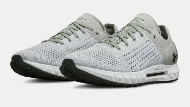 ligado cielo Cría  Under Armour Hovr Sonic NC Running Shoes Gray & White Men 8.5 3020978-108  for sale online | eBay
