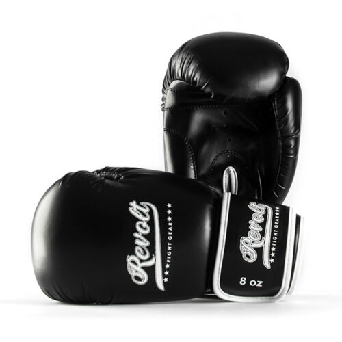 Revolt Leather Boxing Gloves Top Tien MMA Training Gloves