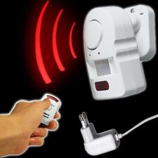PENTATECH Alarmanlage MA03 Minialarm Fernbedienung PIR Bewegungsmelder Hausalarm