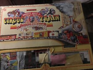 Bachmann-Emmett-Kelly-Jr-Circus-Train-Set-The-Ringmaster-90020-Complete-G-Scale