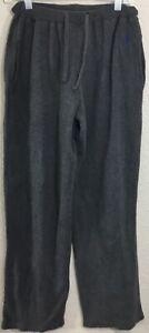 Polo-Ralph-Lauren-Men-039-s-Waffle-knit-Thermal-Lounge-Sleep-Pants-Drawstring-Sz-M