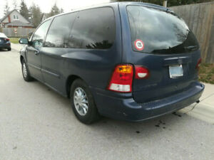 2000 Ford Windstar Cng