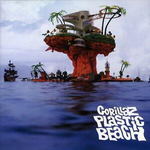 Gorillaz-Plastic-Beach-New-Vinyl-LP