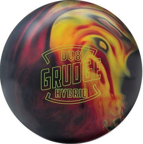 DV8 GRUDGE HYBRID  BOWLING  ball  13 lb  1ST QUALITY  NEW IN BOX
