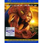 Spider-Man 2 (Blu-ray Disc, 2013, Includes Digital Copy UltraViolet)