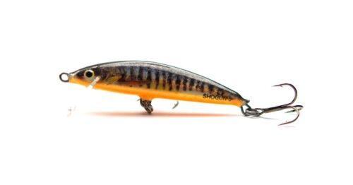 LIPINSKI SHOGUN Area Stream Twitching Minnow  Fishing Lure Trout Ide HUNTER A