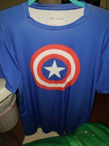 Ua Alter Ego Lot Of (6) Tshirts