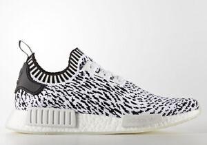 Adidas nmd r1 primeknit sashiko zebra bz0219 originali uomini su ebay