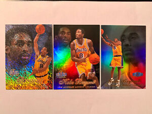 1997-Flair-Showcase-Kobe-Bryant-Sec-2-Seat-18-Rows-1-2-amp-3-Grace-Row-1-Very-Rare