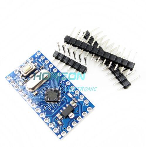 Pro Mini atmega328 3.3V 5V 8M 16M Replace ATmega128 168 Arduino Compatible Nano