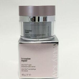 Mary-Kay-TEMPORELLE-reparation-volume-nuit-traitement-avec-Retinol-48-g