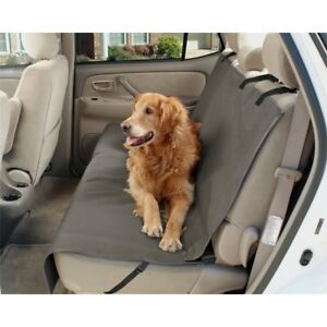Solvit-Extra-Wide-Waterproof-Sta-Put-Bench-Car-Seat-Cover-Grey-60-x-47
