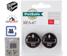2 Pcs Battery Replacement 6 Volt for PetSafe Wireless Fence Receiver Bark Collar