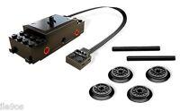 Lego Power Functions Train Motor (remote,speed,emerald,night,maersk,)