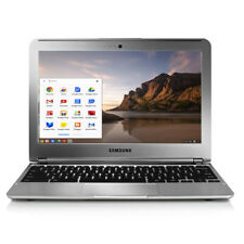 Samsung Chromebook XE303C12 11.6 inch (16GB,Exynos 5 Dual,1.7GHz,2GB) Notebook/Laptop - Silver - XE303C12-A01US