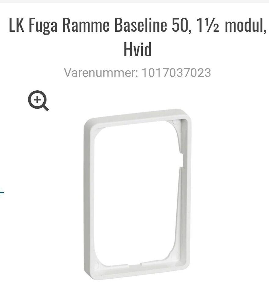 LK FUGA rammer