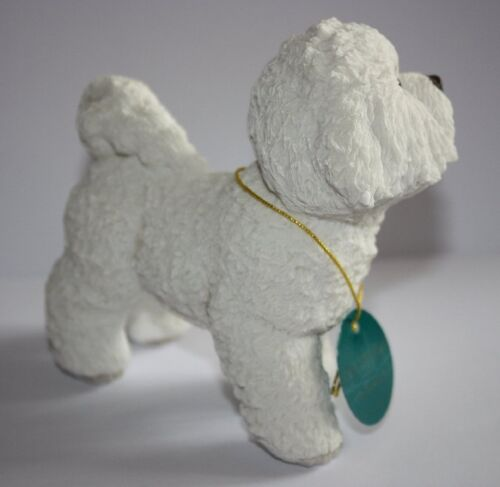 Bichon Frise ornament Gift Boxed Present for Dog Owner by Leonardo Collectible