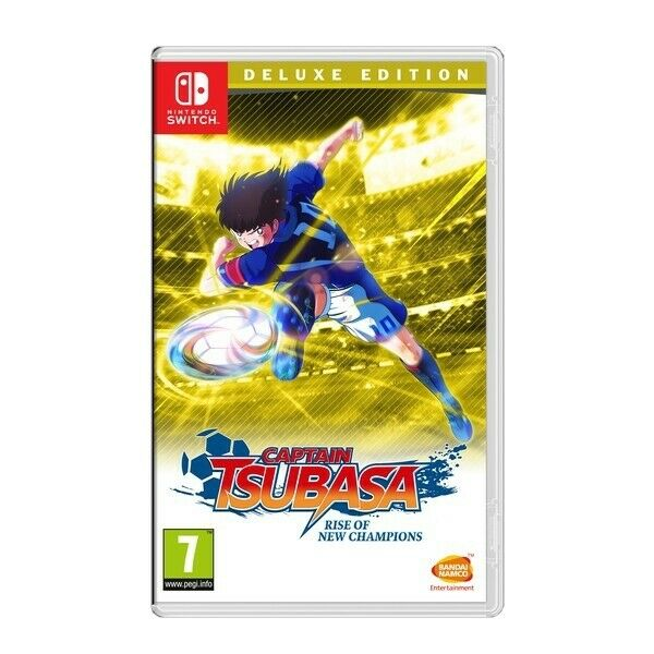 Captain Tsubasa: Rise of New Champions  Deluxe édition sous blister