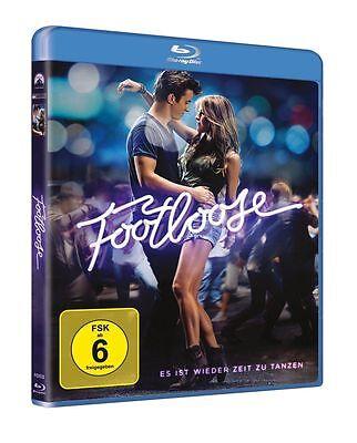 Footloose - Es ist wieder Zeit zu tanzen Blu Ray NEU + OVP
