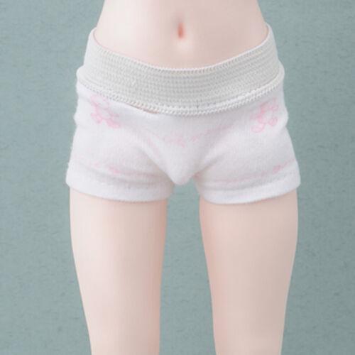 Trunk Bear Print Panty Dollmore Narsha size Pink Bear