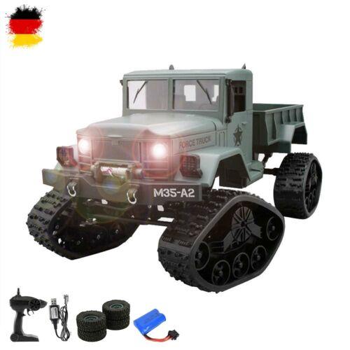 Truck LKW Car RC ferngesteuerter Off-Road Militär Fahrzeug 2,4GHz NEU Auto