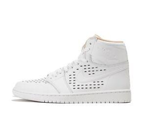 8da379d54e0 Nike Air Jordan 1 Retro High Perf White Vachetta Tan Uk Size 11 ...