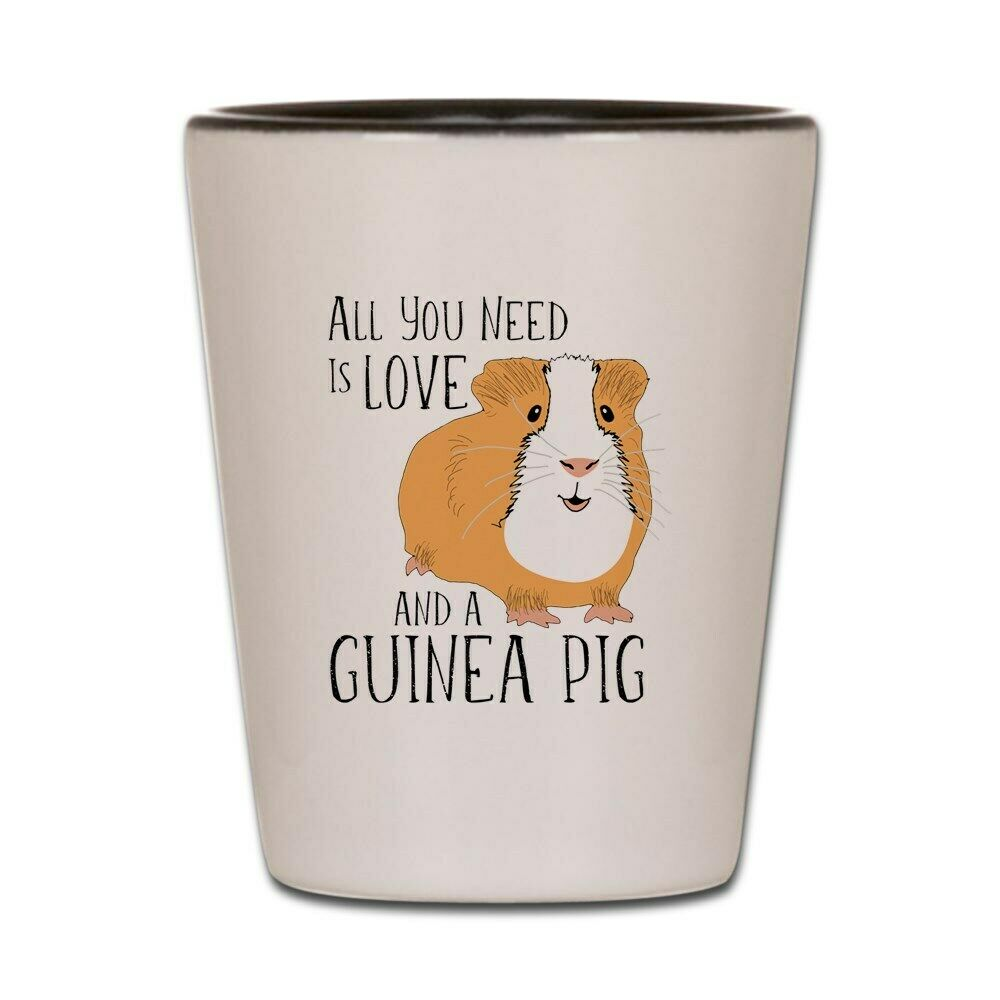 CafePress All You Need is Love and A Guinea Baseball Shirt