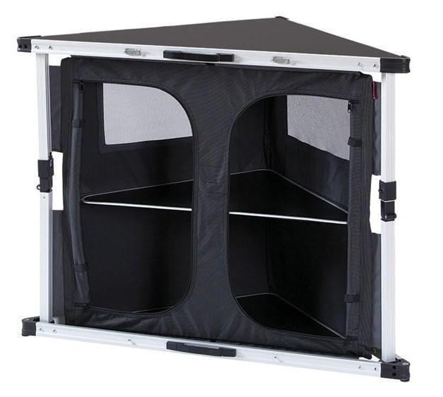 Isabella Corner Cupboard - Folding Camping Storage Unit